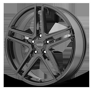 American Racing Custom Wheels AR907 5 Gloss Black