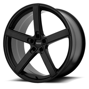 AR920 Blockhead Satin Black 5 lug