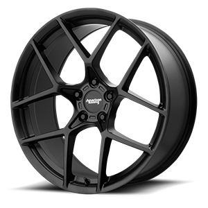 AR924 Crossfire Satin Black 5 lug