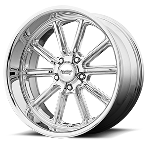 VN507 Rodder Chrome 5 lug