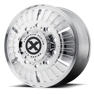 AO403 Roulette Polished 10 lug