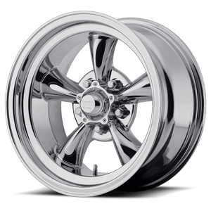 VN605D Torq Thrust D Chrome 5 lug