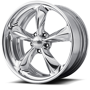 American Racing Custom Wheels VN425 Torq Thrust SL 5 Two-Piece Polished