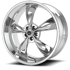 AR605M Torq Thrust M Chrome 5 lug