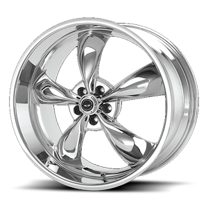 AR105M Torq Thrust M Chrome 5 lug