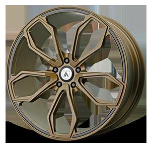 Asanti Black Label ABL-19 Athena 5 Satin Bronze
