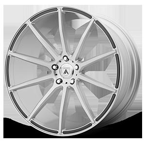 Asanti Black Label ABL-20 Aries 5 Brushed Silver
