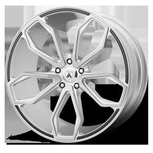 Asanti Black Label ABL-19 Athena 5 Brushed Silver