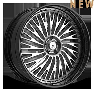 Asanti Forged Wheels A/F Series AF888 5 Custom