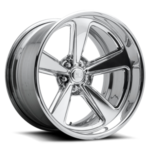 Bandit Concave - US504 Polished 5 lug