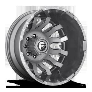 Blitz Dually Rear - D693 Platinum 8 lug