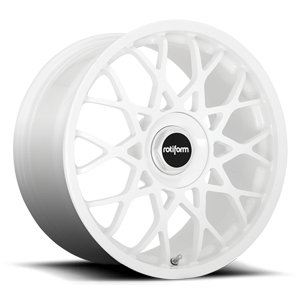 Rotiform BLQ-C 5 Gloss White