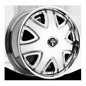 DUB Spinners Bandito - S750 5 Chrome