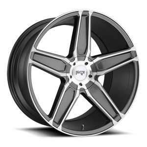 Cannes - M181 Anthracite 5 lug