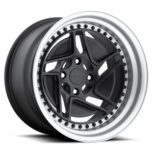 CHD-T Matte Black 5 lug