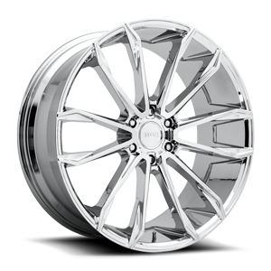 Clout - S251 Chrome 6 lug