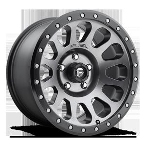 Fuel 1-Piece Wheels Vector - D601 5 Anthracite