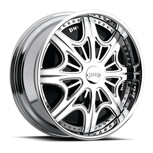 Creed - S775 Chrome 5 lug