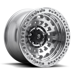 Zephyr Beadlock - D102 Machined 5 lug