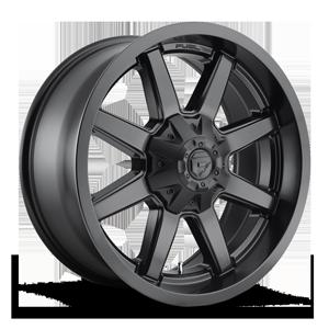 Fuel 1-Piece Wheels Maverick - D436 5 Matte Black