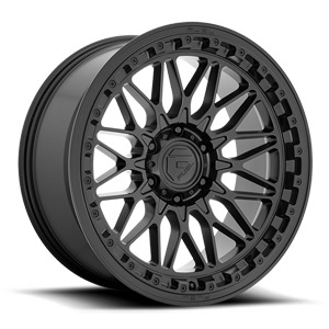 Fuel 1-Piece Wheels TRIGGER - D757 6 Matte Black