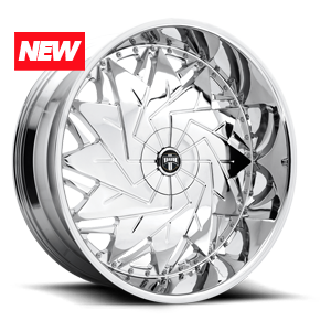 Dazr - S235 Chrome 5 lug
