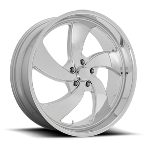 Desperado 5 - U132 Chrome 24x9 5 lug