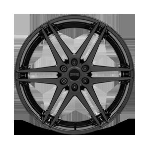 Dirty Dog - S268 Gloss Black 6 lug