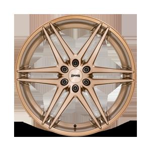 Dirty Dog - S266 Platinum Bronze 6 lug