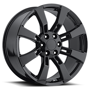 Factory Reproductions Style 40 6 Gloss Black