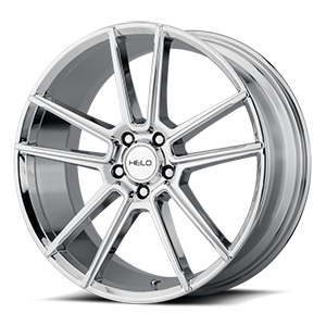 Helo Wheels HE911 5 Chrome