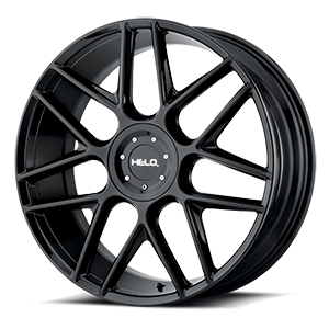 Helo Wheels HE912 5 Gloss Black