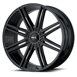 Helo Wheels HE913 5 Gloss Black