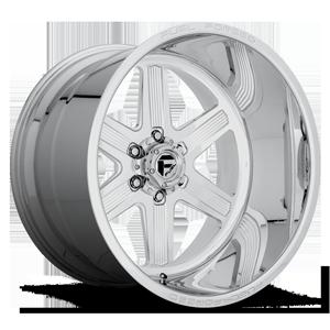Fuel Forged Wheels FF20 - 6 LUG 6 Polished