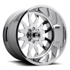 Fuel Forged Wheels FF37 8 Polished