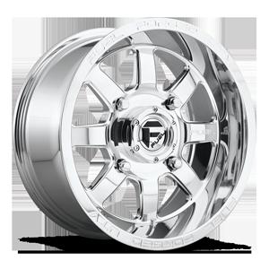 Fuel UTV Wheels Trophy - FF53 - UTV 4 Polished