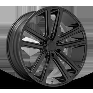 DUB 1-Piece Flex - S256 5 Gloss Black