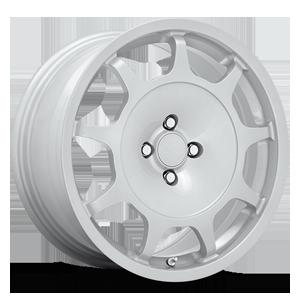 FTD Gloss Silver 4 lug