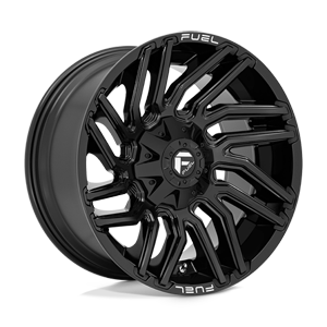 Fuel 1-Piece Wheels Typhoon - D776 6 Gloss Black