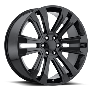 Factory Reproductions Style 72 6 Gloss Black