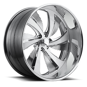 Bel-Air - F214 Brushed and Polished 6 lug