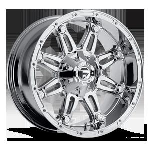 Fuel 1-Piece Wheels Hostage - D530 5 Chrome