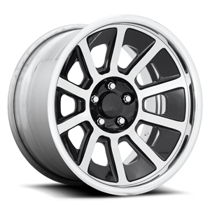 US Mags General DC - US536 5 Brushed w/ Gloss Black
