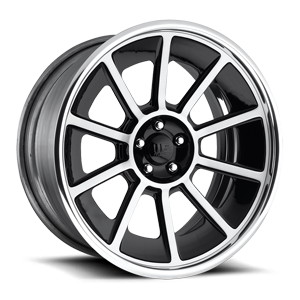 US Mags General - US545 5 Brushed / Gloss Black