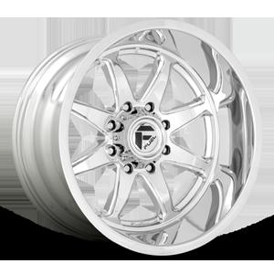 Fuel 1-Piece Wheels Hammer - D748 8 Chrome