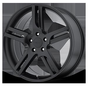 Helo Wheels HE885 5 Satin Black