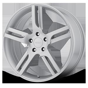 Helo Wheels HE885 5 Silver