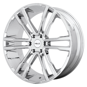 Helo Wheels HE918 6 Chrome