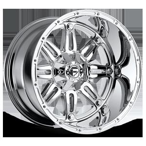 Fuel Deep Lip Wheels Hostage - D530 5 Chrome