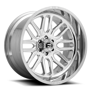 Fuel 1-Piece Wheels D721 IGNITE 6 Polished & Milled